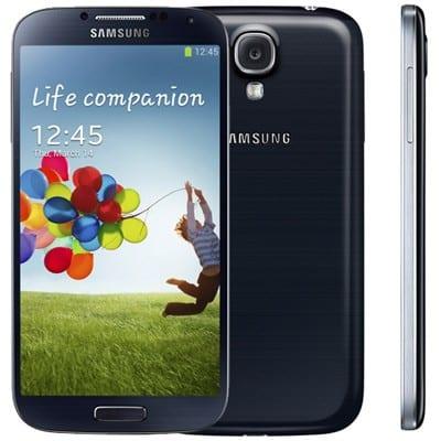 Samsung Galaxy S4 SGH-I337M noir