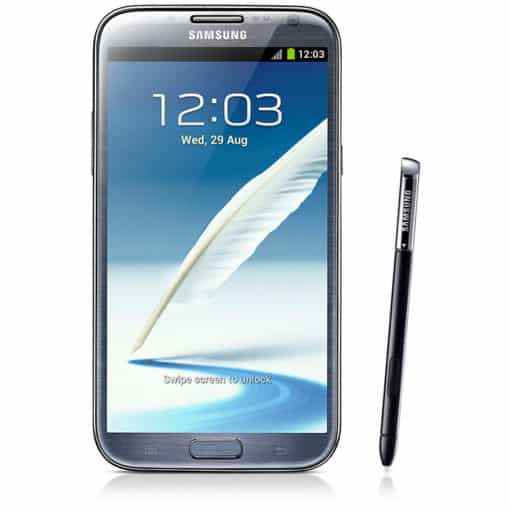 Samsung Galaxy Note 2 1317