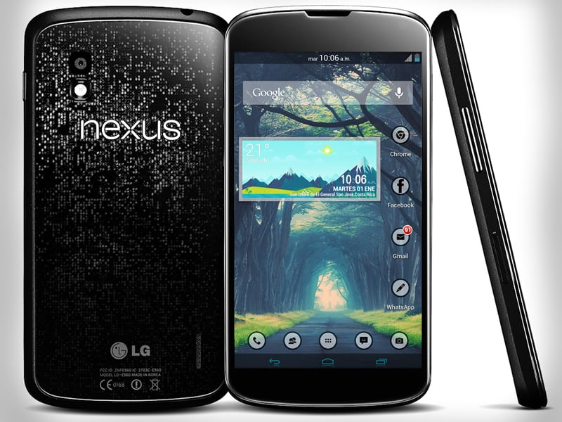 Image result for LG Nexus 4 E960
