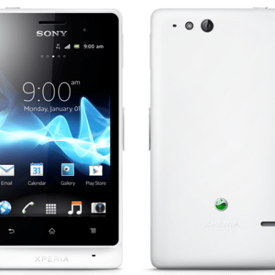 Sony Xperia Go - ST27 - 10 ES