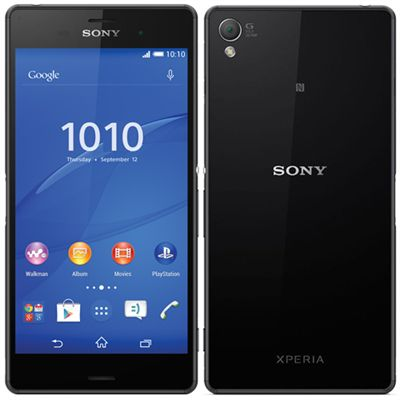 sony xperia z3 d6603 16gb noir d verrouill 9 10 used. Black Bedroom Furniture Sets. Home Design Ideas