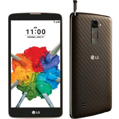 LG Stylo 2 plus brun