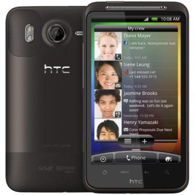 HTC Desire HD a9192 brun