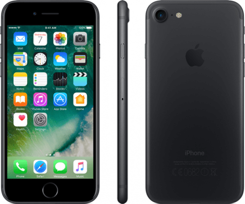 buy unlocked iphone buy a used iphone 7 128gb black unlocked recycell 10325