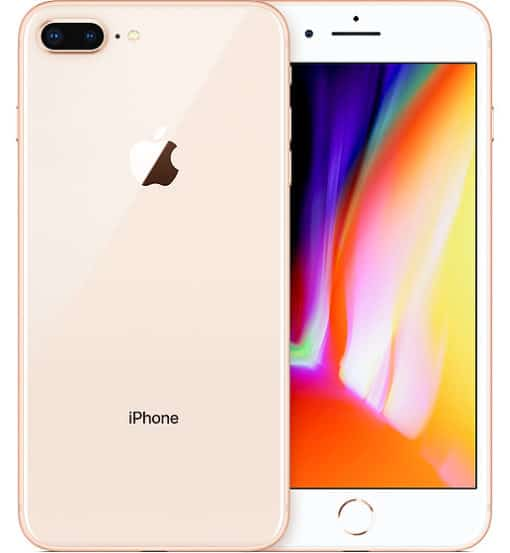iPhone 8 gold used